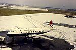 BA Viscount at NCL G-AOYS (16126409605).jpg