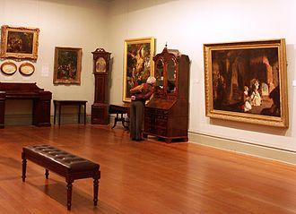 Art Gallery of Ballarat - Gallery interior in 2007