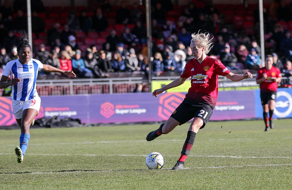 BHA Women 0 Man Utd Women 2 WFAC 4th rd 03 02 2019-878 (46986370041).jpg