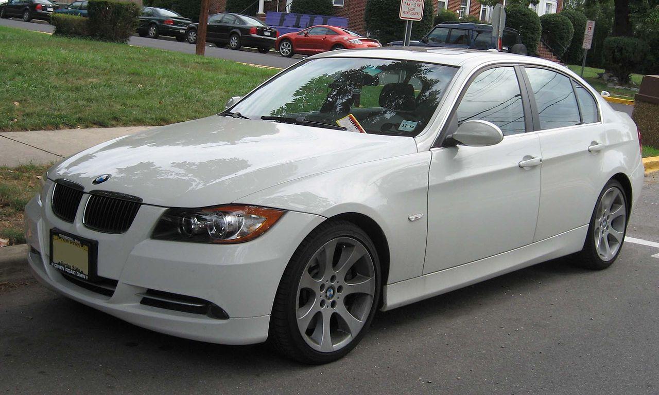 Coupe Series bmw 335i sedan File:BMW-335i-sedan.jpg - Wikimedia Commons
