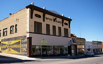 National Register of Historic Places listings in Utah - Eureka Historic District in Juab County