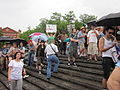 BP Oil Flood Protest NOLA Stop It Our Oil Addition Is Killing Us.JPG