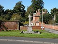 Babraham War Memorial - geograph.org.uk - 999128.jpg