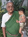 Baby carrying Tamil Nadu state, India 3.jpg