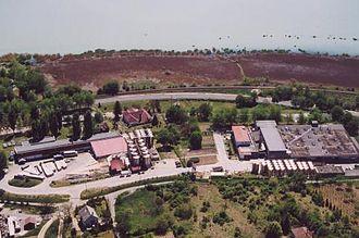 Badacsony - Aerial Photography: Badacsony Village