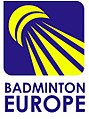 Description de l'image Badminton Europe.jpg.