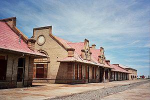 Billings Depot - Former Billings Depot, 1994