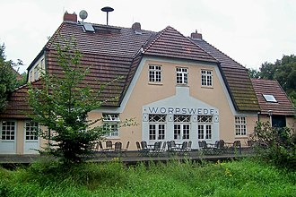 Worpswede - Train station