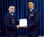 Bailey promoted to colonel (41965659290).jpg