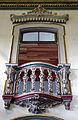 Balcony - Old Basilica of Aparecida - Aparecida 2014 (2).jpg