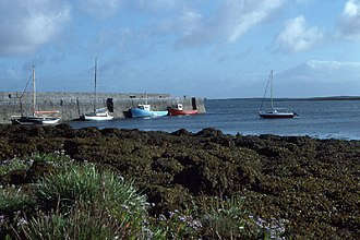 Ballyvaughan - Ballyvaughan Harbour and Pier
