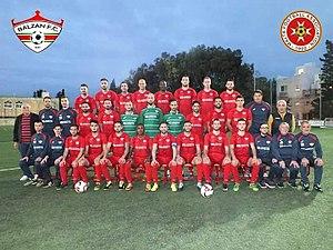 Balzan F.C. - Balzan FC 1st team