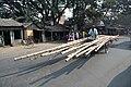 Bamboo Transportation - NH-34 - Phulia - Nadia 2014-11-28 9959.jpg