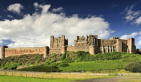 Image illustrative de l'article Château de Bamburgh