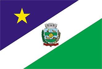 Guarapuava - Image: Bandeira de guarapuava