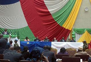 Bangui National Forum