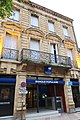 Banque populaire, 19 rue Sainte-Catherine, Bergerac.jpg