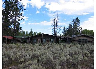 Bar B C Dude Ranch United States historic place