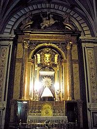 Barbastro - Catedral, Capilla del Pilar.JPG