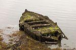 Barca afundida no Carril- Vilagarcía de Arousa- Galicia.jpg