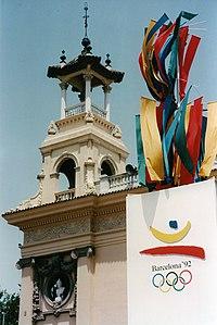 Juegos Olimpicos De Barcelona 1992 Wikipedia La Enciclopedia Libre