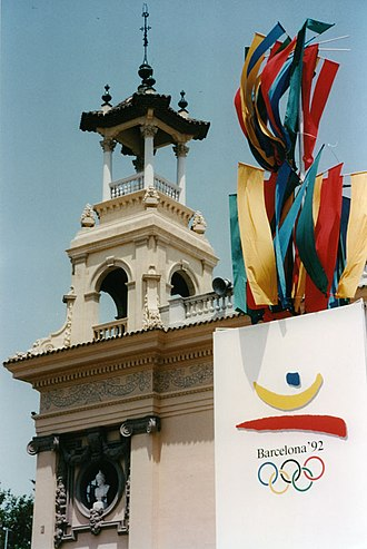The 1992 Summer Olympics in Barcelona Barcelona-1992-rr-800.jpg