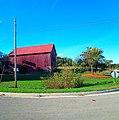 Barn on County Hwy PD - panoramio.jpg