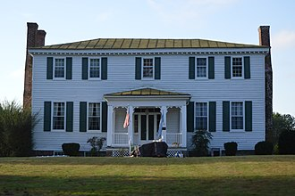 National Register of Historic Places listings in Amelia County, Virginia - Image: Barrett Chumney House