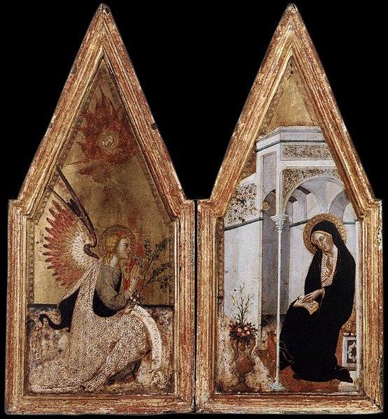 File:Bartolo di Fredi - Annunciation - WGA1323.jpg