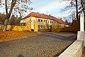 Bartoszyce - jesień 2015. Budynek szkoły z UJN przy ul. Leśnej. Dawniej Dom Harcerza - panoramio.jpg