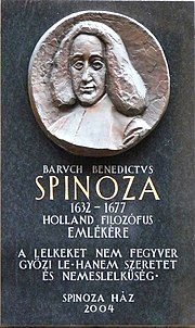 List of works about Baruch Spinoza - Wikipedia