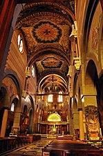 Basilica of the Sacred Heart of Jesus, Kraków - interior.jpg