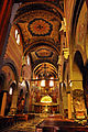 Basilica of the Sacred Heart of Jesus, Kraków - interior.jpg
