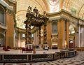 Basilique-cathédrale Marie-Reine-du-Monde de Montréal, View of Altar room 20170410 1.jpg