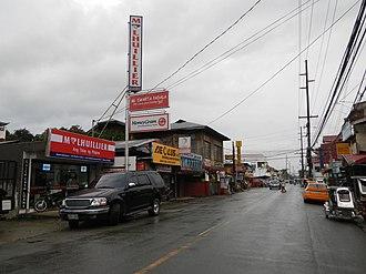 San Juan, Batangas - Gen. Luna Street, the town proper's main thoroughfare