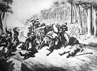 Battle of Żyrzyn - Battle of Żyrzyn 1863