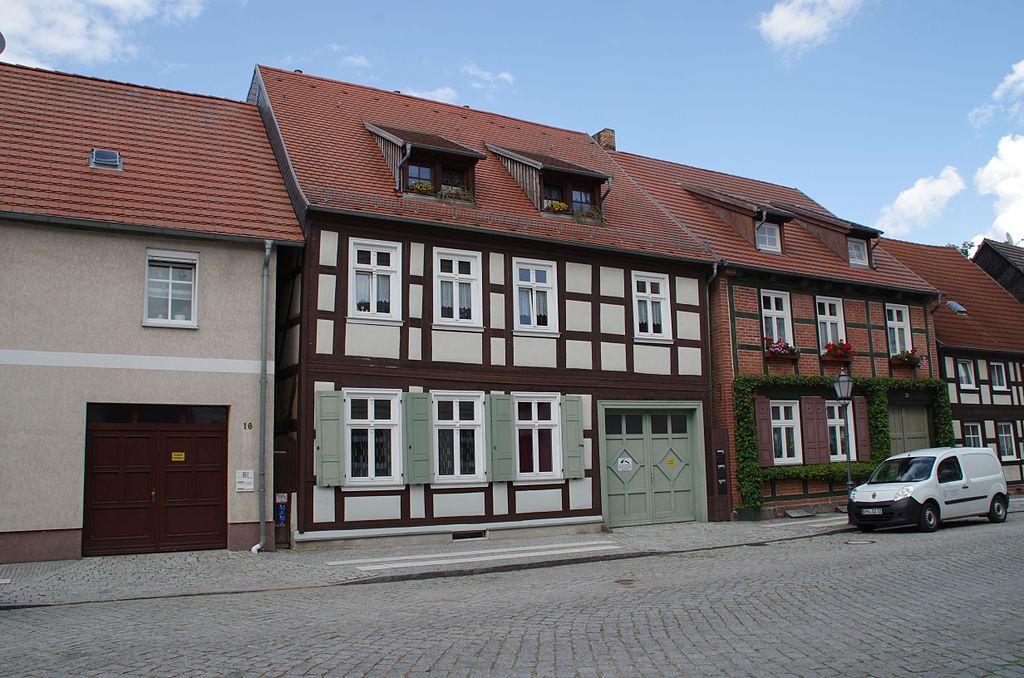 Baustraße 18 Wittstock Dosse