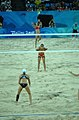 Beach volleyball, Chinese Girl Player (2773077599).jpg