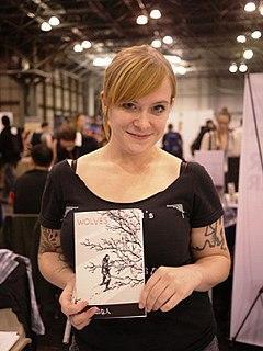 Becky Cloonan American comic book creator