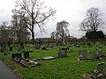 Beeston St Mary's Graveyard - Beeston Road - geograph.org.uk - 627689.jpg