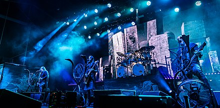 Behemoth live at Rock am Ring 2019 Behemoth - Rock am Ring 2019-3058.jpg