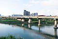 Beishan Bridge East Section View from South 20141120.jpg