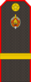 Belarus Police—17 Corporal rank insignia (Gunmetal).png