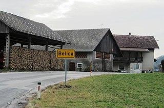 Belica, Dobrova–Polhov Gradec Place in Upper Carniola, Slovenia