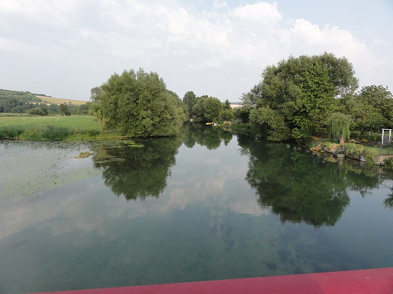 Belleray (Meuse) la Meuse