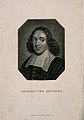 Benedictus Spinoza. Stipple engraving by C. F. Riedel. Wellcome V0005579.jpg