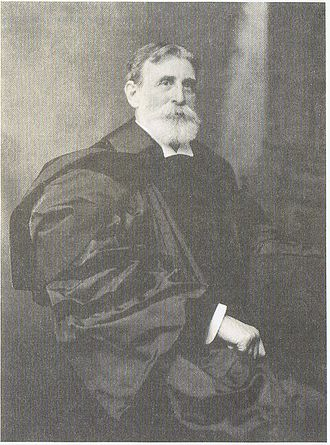 B. B. Warfield - Princeton