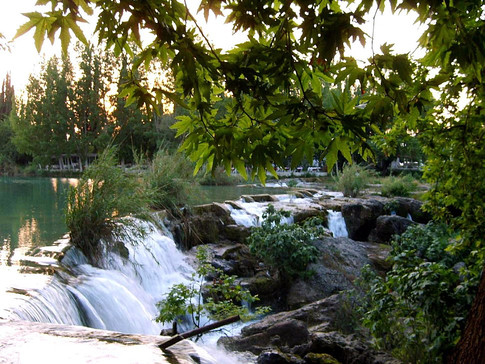 Berdan Waterfall in Tarsus