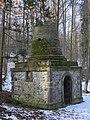 Bergpark Wilhelmshöhe - Grabmal des Vergil 2018-03-04.JPG