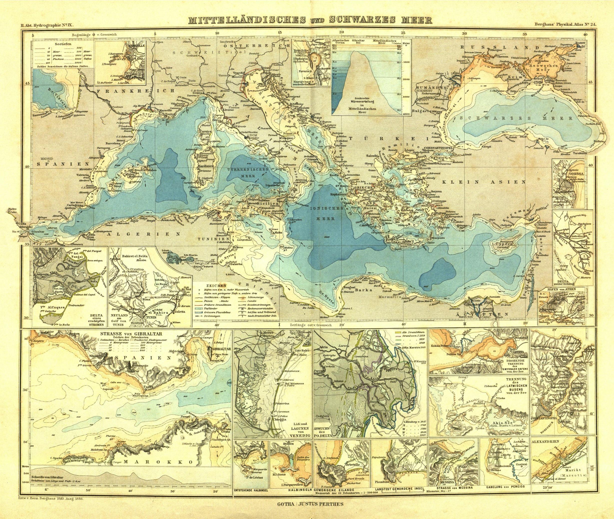 Mediterran Bedeutung mittelmeerraum – wikipedia